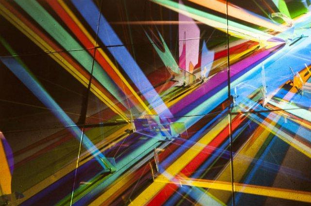 Picturi cu lumina: Prima forma de arta unica din acest secol - Poza 2