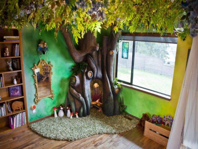 O camera inspirata din povestile cu zane