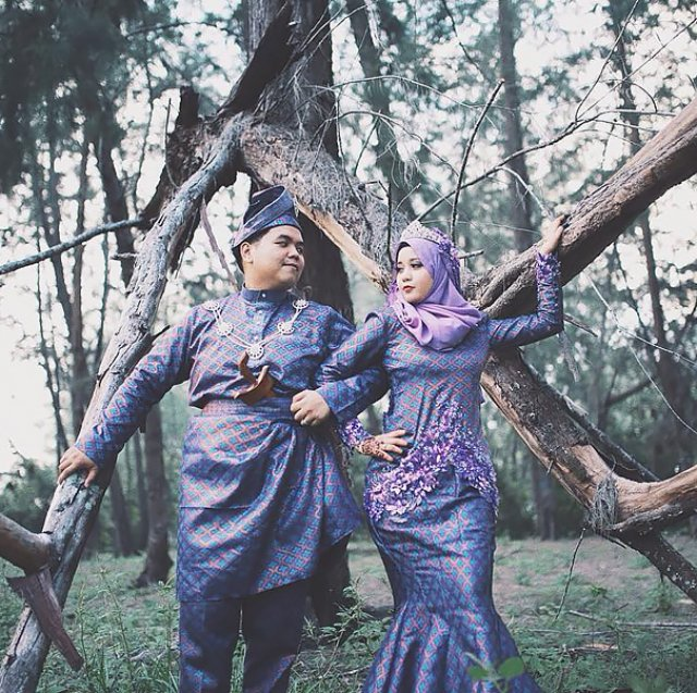 Tinute traditionale de nunta, din jurul lumii - Poza 13