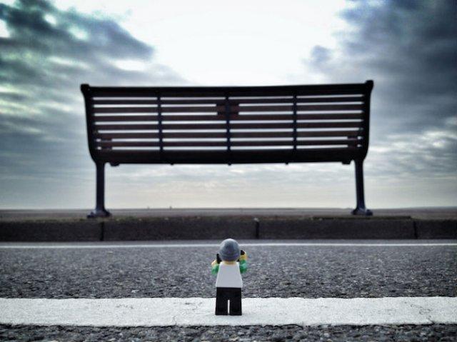 Aventurile unui omulet Lego prin Londra - Poza 3