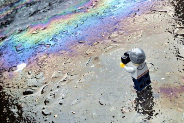Aventurile unui omulet Lego prin Londra - Poza 5