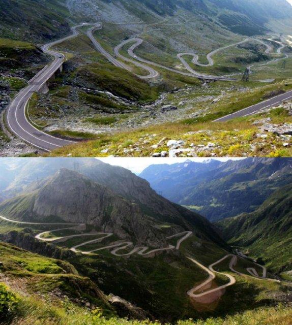 Drumuri spectaculoase din jurul lumii - Poza 11