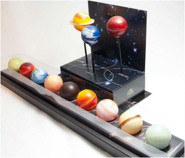Arta, dulce arta: Creatii delicioase din ciocolata - Poza 2