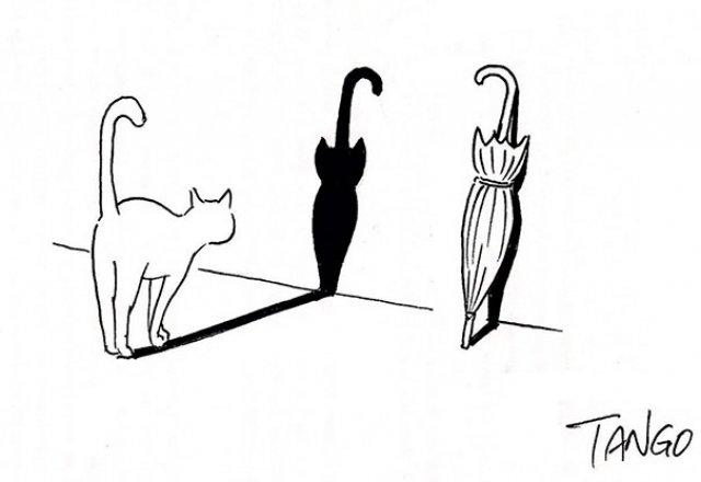 Ilustratii haioase cu talc - Poza 11