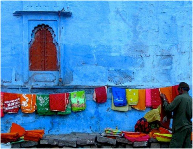 Un deliciu vizual: Cele mai colorate destinatii din lume - Poza 9