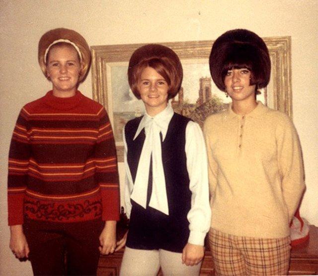 Marimea a contat mereu: Coafuri supradimensionate din anii `60 - Poza 21