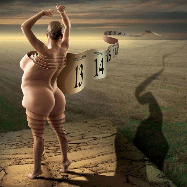 Partea intunecata a societatii moderne in ilustratii controversate - Poza 7