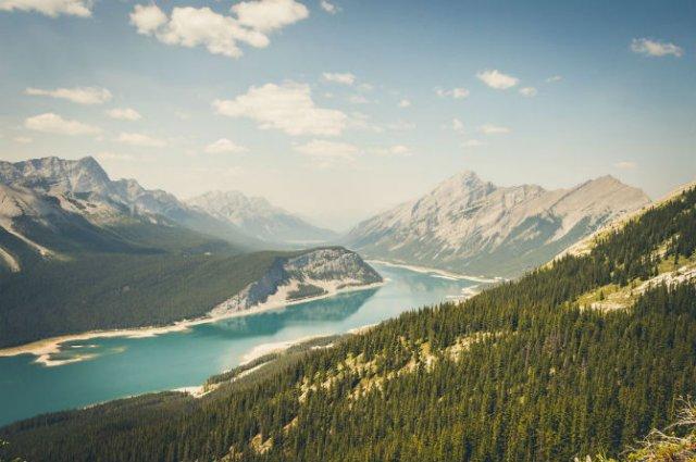 Pe superbele meleaguri ale Canadei - Poza 10