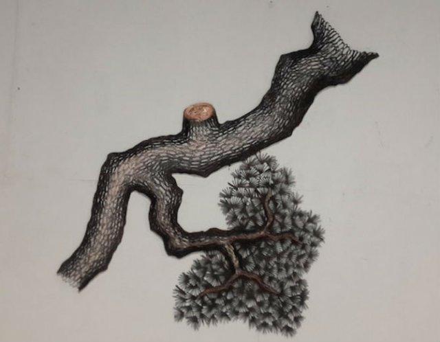 Arbori tesuti din metal, de Lee Gil Rae - Poza 8