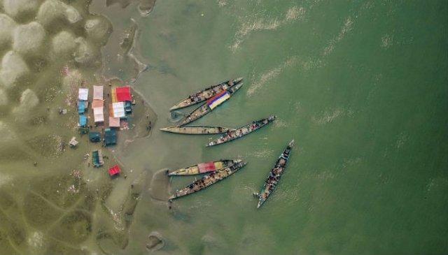 Frumuseta Bangladeshului, prin ochii unui aviator - Poza 8