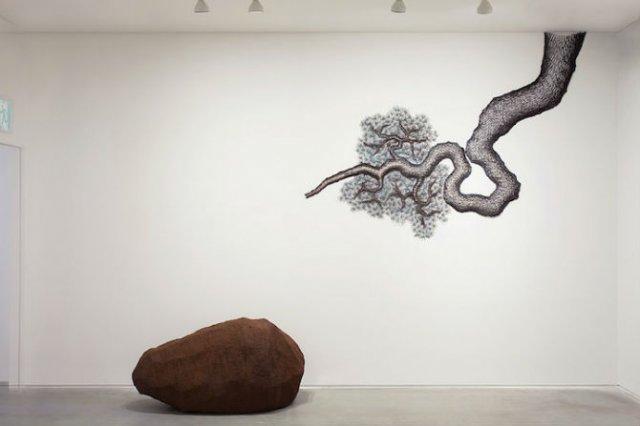 Arbori tesuti din metal, de Lee Gil Rae - Poza 3