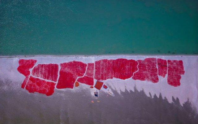 Frumuseta Bangladeshului, prin ochii unui aviator - Poza 6