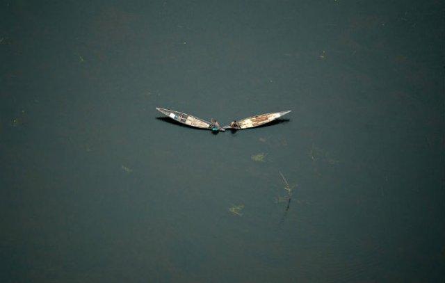 Frumuseta Bangladeshului, prin ochii unui aviator - Poza 5