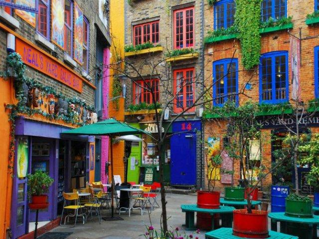 Un deliciu vizual: Cele mai colorate destinatii din lume - Poza 8