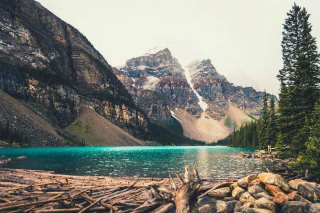 Pe superbele meleaguri ale Canadei - Poza 5