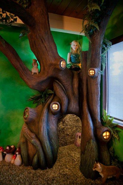 Camera inspirata din povestile cu zane - Poza 11