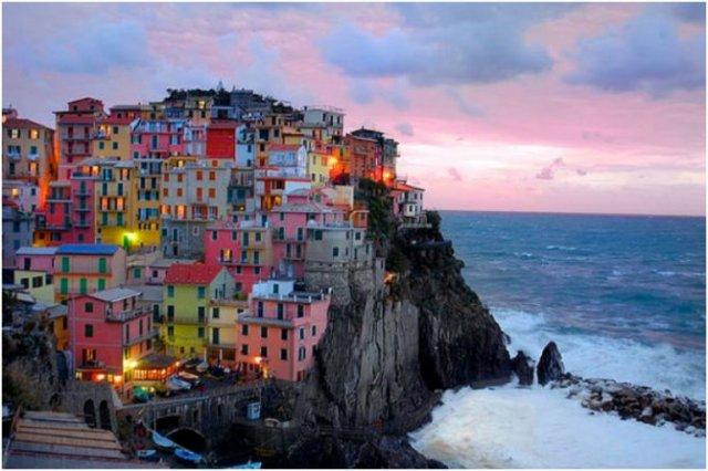 Un deliciu vizual: Cele mai colorate destinatii din lume - Poza 3