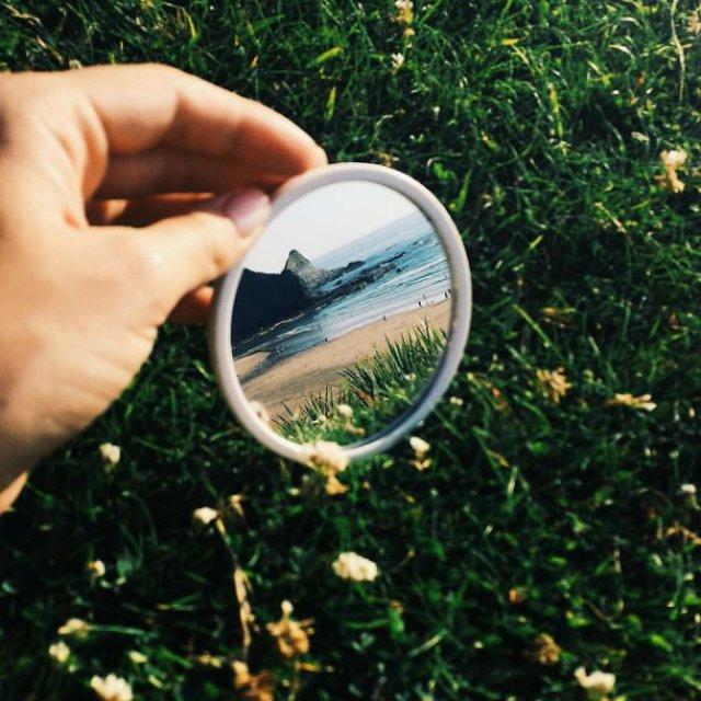 Lumea vazuta printr-o oglinda - Poza 4