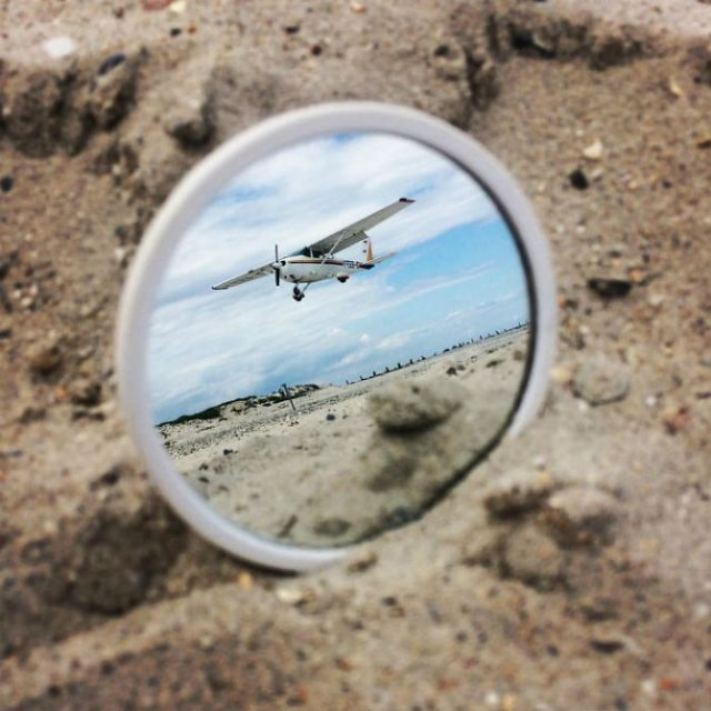Lumea vazuta printr-o oglinda - Poza 5