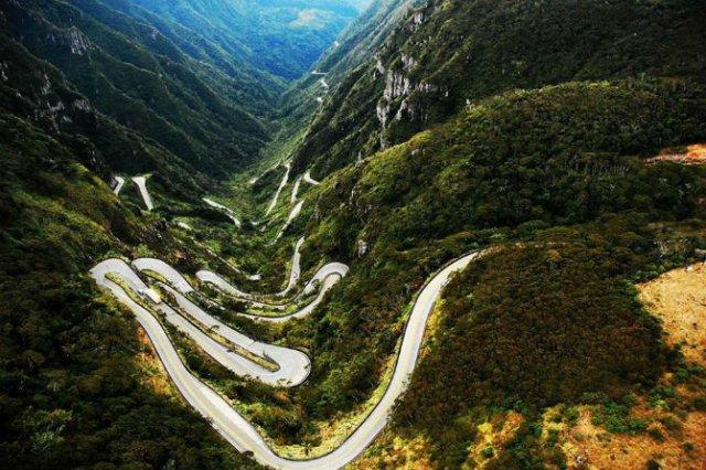Drumuri spectaculoase din jurul lumii - Poza 10