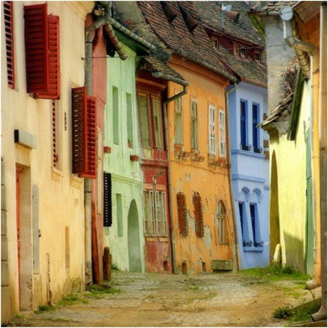 Un deliciu vizual: Cele mai colorate destinatii din lume - Poza 4