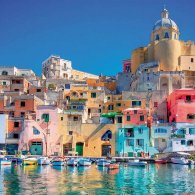 Un deliciu vizual: Cele mai colorate destinatii din lume - Poza 1