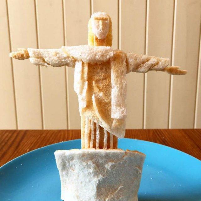Arta din paine si ulei, cu Adam Perry - Poza 3