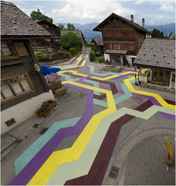 Un deliciu vizual: Cele mai colorate destinatii din lume - Poza 2