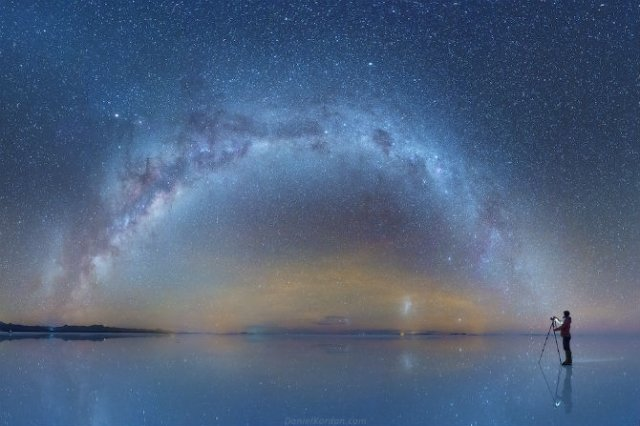 Frumusetea ireala a Caii Lactee - Poza 1