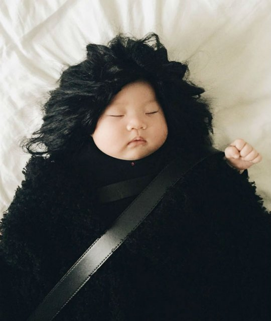 Cea mai dulce fetita, in costume haioase - Poza 10