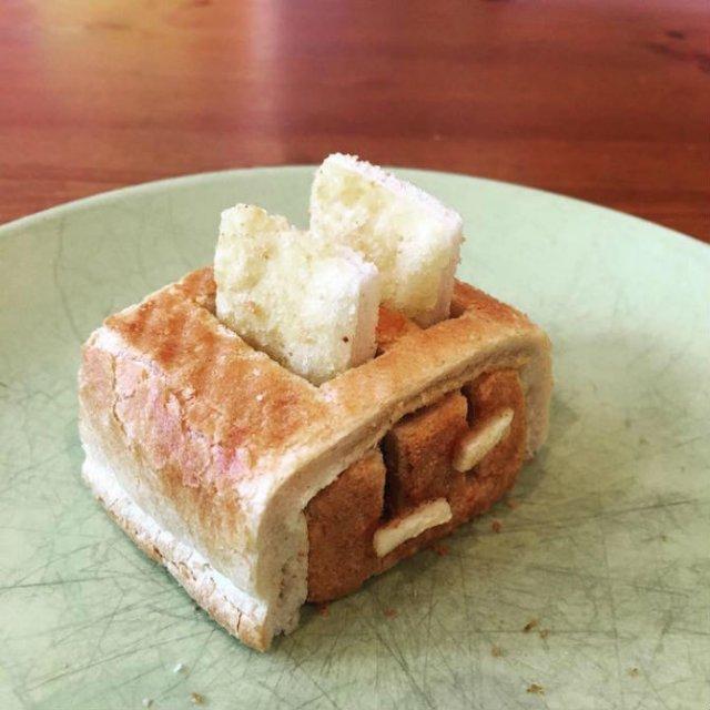 Arta din paine si ulei, cu Adam Perry - Poza 4