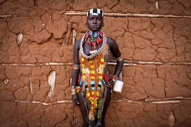 Tinute traditionale de nunta, din jurul lumii - Poza 11