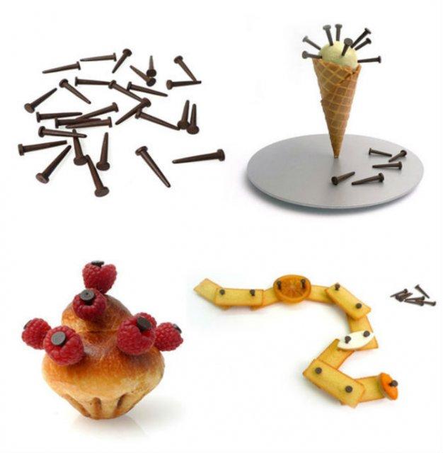 Arta, dulce arta: Creatii delicioase din ciocolata - Poza 21