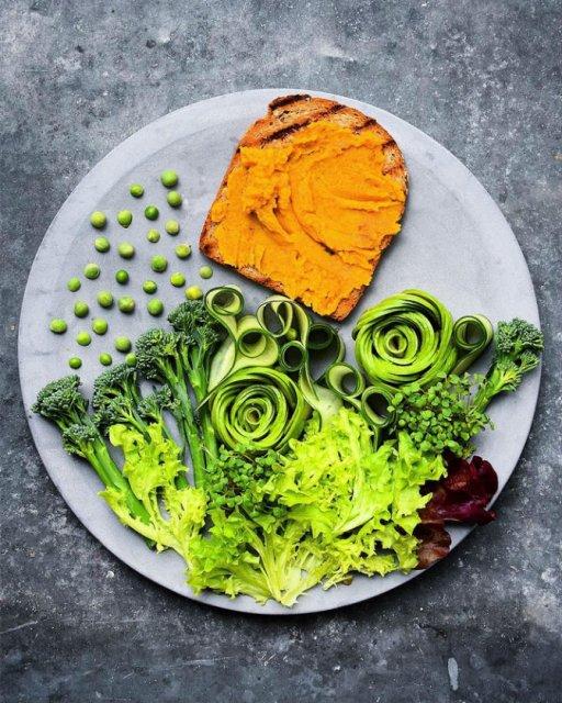 Deliciu vizual: Avocado, dus la nivelul de arta - Poza 8