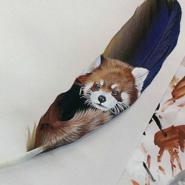 Pene pictate, de Krystle Missildine - Poza 2