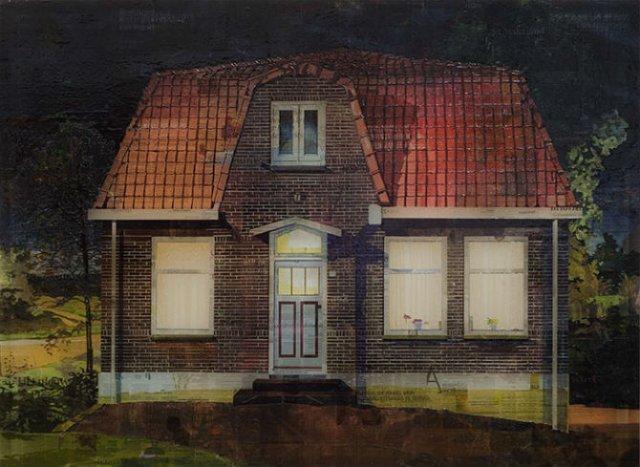 Colaje din ziare si carti, de Martijn Hesseling - Poza 9