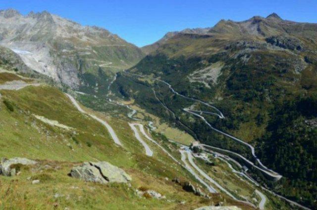 Drumuri spectaculoase din jurul lumii - Poza 6