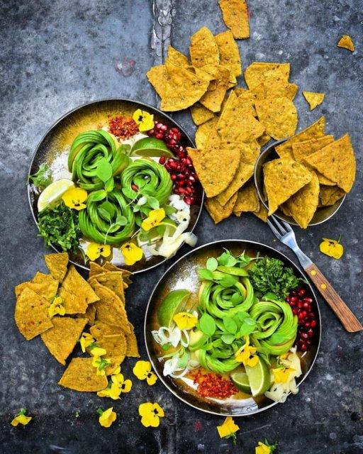 Deliciu vizual: Avocado, dus la nivelul de arta - Poza 3