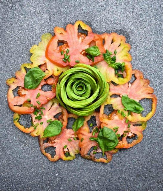 Deliciu vizual: Avocado, dus la nivelul de arta - Poza 6