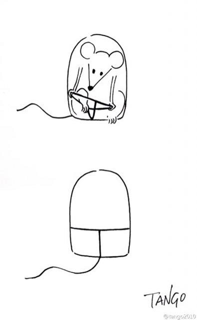Ilustratii haioase cu talc - Poza 7