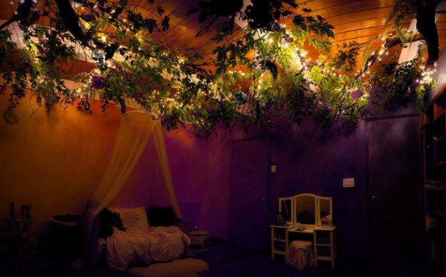 Camera inspirata din povestile cu zane - Poza 9