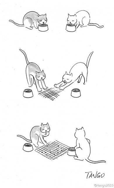 Ilustratii haioase cu talc - Poza 3