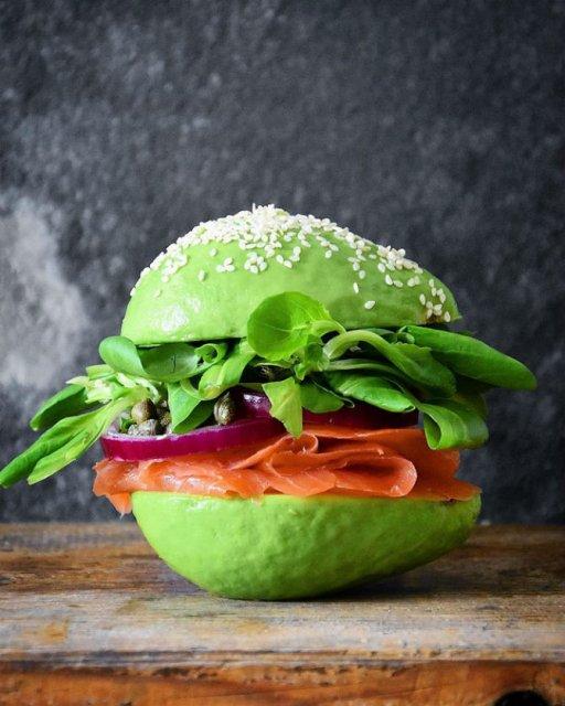 Deliciu vizual: Avocado, dus la nivelul de arta - Poza 4