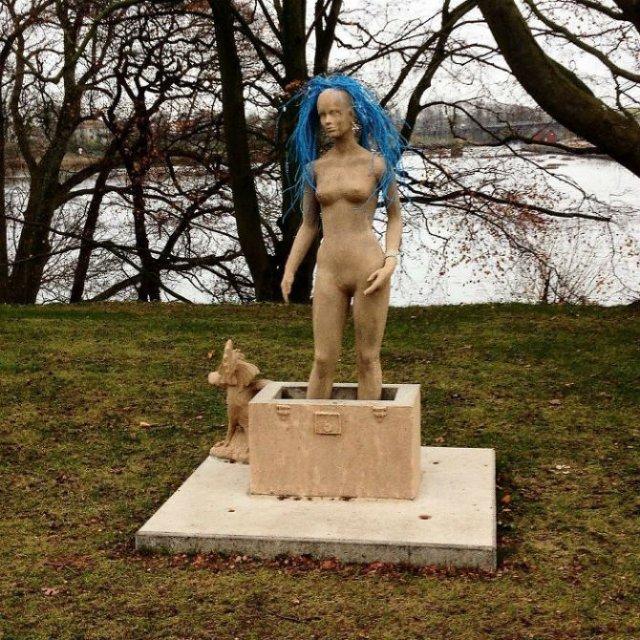 Cele mai ciudate statui din lume - Poza 9