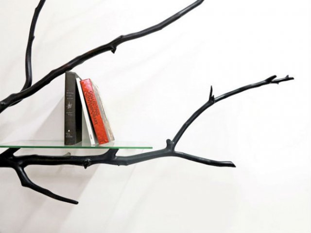 Rafturi din ramuri de copaci, cu Sebastian Errazuriz - Poza 5