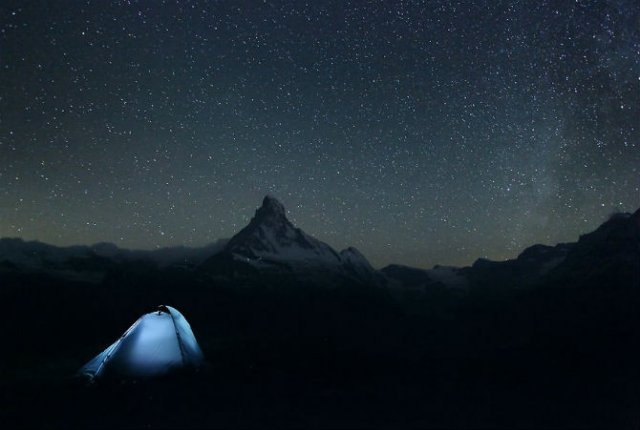 In jurul Europei, fotografiind muntii - Poza 1