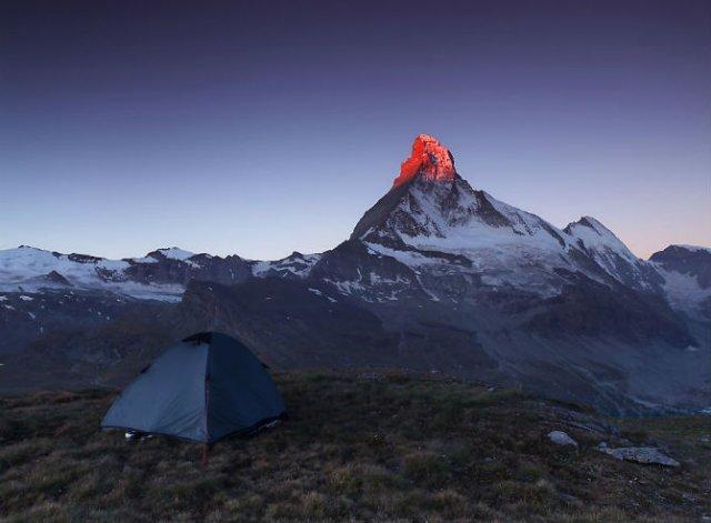In jurul Europei, fotografiind muntii - Poza 3