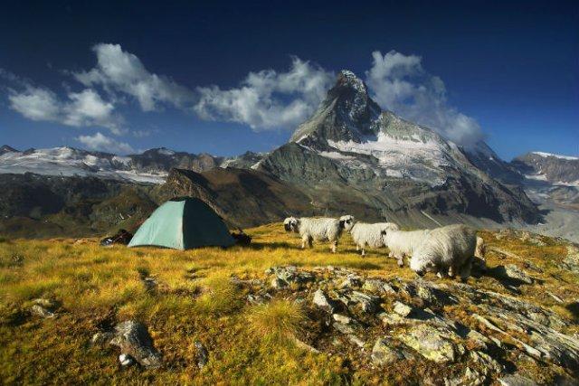 In jurul Europei, fotografiind muntii - Poza 5
