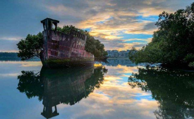 Cele mai frumoase locuri abandonate din lume - Poza 3