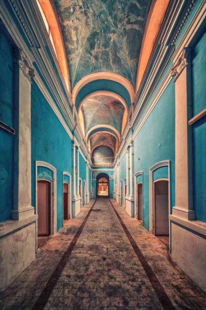 Cele mai frumoase locuri abandonate din lume - Poza 4